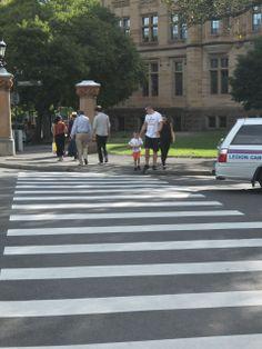 zebra crossing near st marys