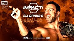 @impactwrestling! The cover features @theelidrake! . . http://www.youtube.com/tigerhite . . . #prowrestling #wrestler #professionalwrestling #wrestling #wwe #mma #martialarts #bellator #knockout #ufc #youtube #producer #content #media #contentcreator #impactwrestling #njpw #pwg #luchaunderground #roh #wwf #impactonpop #impact #thanksgiving #happythanksgiving #elidrake
