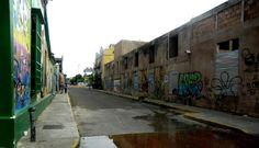 El centro-arte urbano