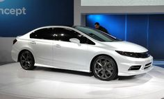 2016 Honda Civic si Sedan Model