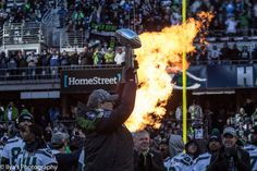 Seattle Erupts at Superbowl Parade