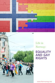 Norway ranks as one of the world's best countries to be LGBTQ+. Here's a history of how they got there. Norway Culture, Lgbt Resources, History Of Norway, Anti Discrimination, Transgender People, Adopting A Child, Girls In Love, Countries Of The World, Equality