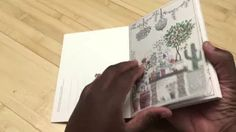 johanna basford coloring - YouTube