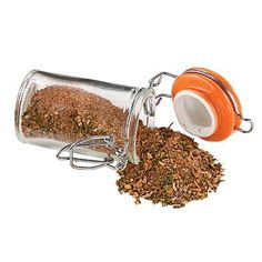 Jamaican Jerk Seasoning Blend | From merely hot to incendiary, this Caribbean jerk seasoning gets its kick from a blend of ingredients such as chiles, thyme, cinnamon, garlic, and nutmeg. Sprinkle on meat or vegetables.