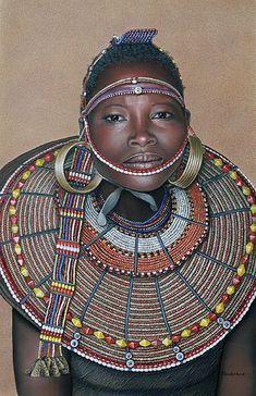 Pokot tribe,Africa