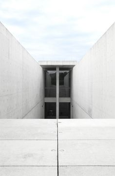 """Langen Foundation by Ando.  """"High Volumn"""", """"Covered from context"""" and """"Quiet"""""""