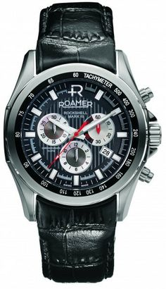 I've got 10% coupon code for sharing this product. Roamer Rockshell chrono 220837_41_55_02 men's watch