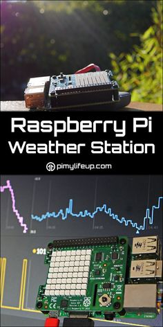 You can build a pretty cool basic weather station using the sensors on the Raspberry Pi sense hat.
