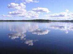 Lake Saimaa in Finland..Home land...