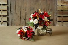 Bride & Bridesmaid Bouquet - $295.00 FREE shipping in the continental U.S.