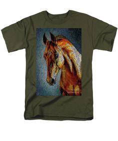 Men's T-Shirt (Regular Fit) - Pretty Red