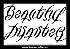 1000 images about ambigram on pinterest ambigram tattoo carpe diem and keep the faith. Black Bedroom Furniture Sets. Home Design Ideas