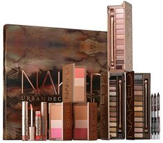 Urban Decay Naked Vault And in case you were wondering, the value of the products in the set add up to: $162 of eyeshadow palettes, $48 worth of eyeliners,