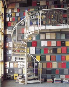 Bookshelves Make the Best Walls: 10 Stunning Designs