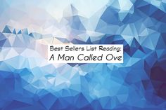 I read A Man Called Ove, Fredrik Backman last year and then convinced my husband to read it this year. Contemporary is not usually my jam so I'm not sure what prompted me to pick this one up. I'm glad I did though… A Man Called Ove, Fredrik Backman A grumpy yet loveable man finds […]