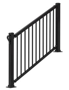 Best Patio Stair Step Railing 400 x 300