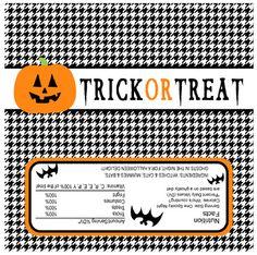 halloween Halloween Candy Bar, Holidays Halloween, Halloween Treats, Chocolate Bar Wrappers, Candy Bar Wrappers, Pattern Paper, Paper Patterns, Happy Hallow, Hershey Bar