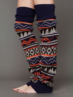 Thigh Hi Loveland Legwarmer At Free People