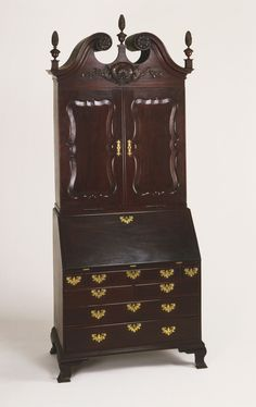 Philadelphia Museum of Art - Collections Object : Desk and Bookcase