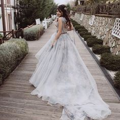 Light Grey Tulle Wedding Dresses Printed Organza Fashonable romantic Bridal Gowns engagement Dress Light Grey Tulle Wedding Dresses Printed Organza Fashonable romantic Bridal Gowns Girl's engagement Dress # Wedding Dresses Near Me, Wedding Cape, Wedding Dresses Plus Size, Tulle Wedding, Bridal Wedding Dresses, Cheap Wedding Dress, Wedding Dress Styles, Wedding Dress Silhouette, Engagement Dresses