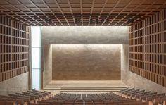 Architecture : un nouvel auditorium pour l'Institut de France à Paris