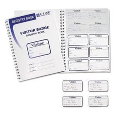 9 Best Visitor Badges For Dymo Labelwriter Images