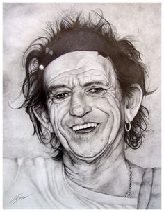 Keith Richards by on DeviantArt Keith Richards, Rolling Stones, Cartoon Character Pictures, Eagles Band, Ron Woods, Moves Like Jagger, Ronnie Wood, Charlie Watts, Fan Art