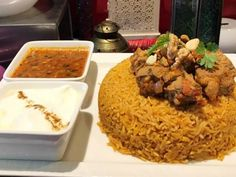 Preparation time: 30 minutes  Cooking time: 1 hour  Total time: 1 hour 30 minutes  Serves: 2   Ingredients   250 gms basmati rice  4...