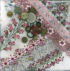 Crazy Quilting and Embroidery Blog by Pamela Kellogg of Kitty and Me Designs: April 2008
