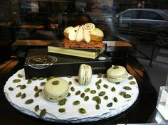 Boutique Rive Gauche - Hugo and Victor (macarons, pastries, caramels) - Paris