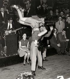 1950's dancefloor