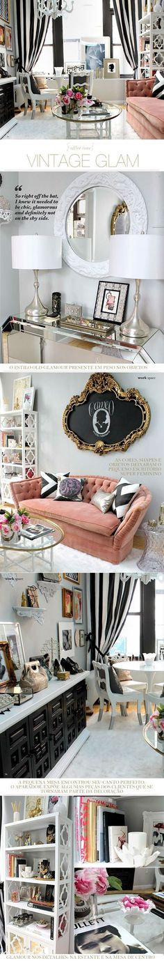 vintage glam inspiration for the bedroom, obsessed with all of it