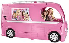 Barbie Pop-Up Camper Looking for a better deal. $90 at @toysrus & that's crazy.