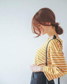 Peinados que debes intentar de acuerdo a tu tipo de rostro Peinados que debes intentar de acuerdo a tu tipo de rostro Ulzzang Fashion, Asian Fashion, Look Fashion, Girl Fashion, Moda Ulzzang, Ulzzang Girl, Korean Girl, Asian Girl, Korean Bun