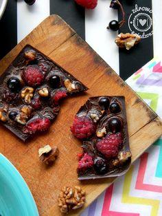 czyli o tym, że zdrowe jedzenie nie musi być nudne :)