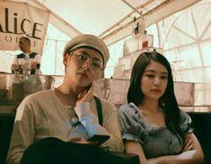 ☄🌟☄🌟☄🌟☄ #taehyungjennie #tatanini #greenheartsfortaennie Couple Ulzzang, Ulzzang Korean Girl, Bts Girl, Bts Boys, Korean Couple, Best Couple, Kpop Couples, Cute Couples, Jimin Jungkook