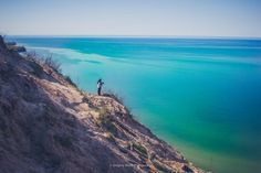 The view from this Upper Peninsula spot will take your breath away. *Click for more...