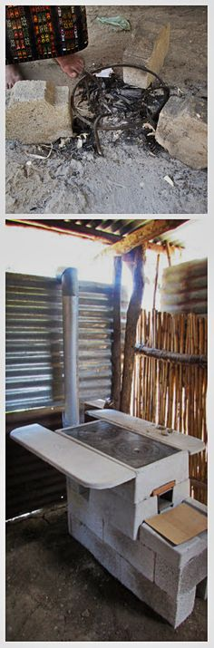#Before and #after a #stove installation. To find out how you can help enhance a #Guatemalan family's life, visit www.mayanfamilies.org