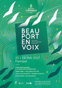 Affiche Beauport en Voix 2017