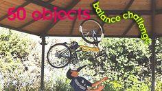 50 OBJECTS BALANCE CHALLENGE