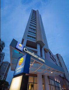 Bagagem Pronta - Sua viagem aqui!: Comfort Hotel hospeda participantes do…