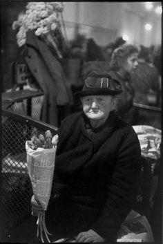 Magnum Photos -   Henri Cartier-Bresson View profile WEST GERMANY. Hamburg. December 1952-January 1953.