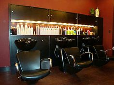 Salon Glam Image Five