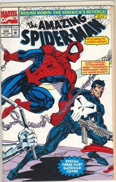 Amazing Spider-Man #358