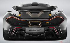 McLaren Special Edition P1