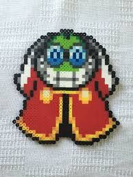 Image result for paper mario perler bead patterns