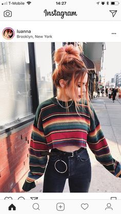 Grunge Clothing: 30 Cool and Edgy Grunge Outfits - Fashionistas What To Wear - Modetrends Mode Outfits, Casual Outfits, Fashion Outfits, Edgy Fall Outfits, 90s Style Outfits, Summer Outfits, Edgy School Outfits, Womens Fashion, Winter Outfits