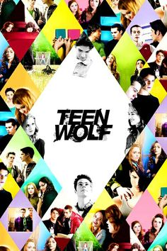 TEEN WOLF - ALLISON - LYDIA - STILES - SCOTT