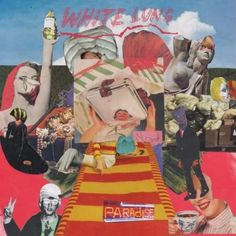 19. White – Lung Paradise