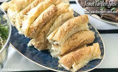 Kol Böreği Spanakopita, Bruschetta, Hot Dog Buns, Apple Pie, Diet Recipes, Bread, Ethnic Recipes, Desserts, Food